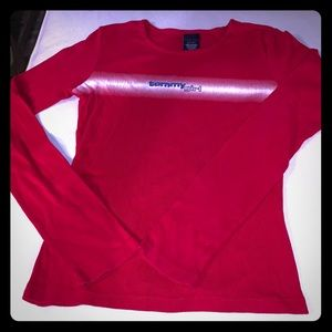 Vintage Tommy Girl long sleeved shirt